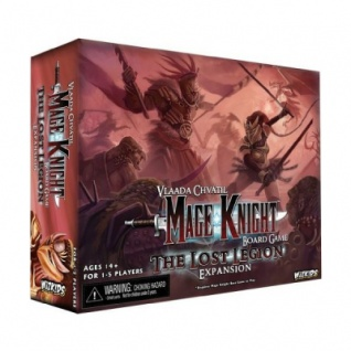 Mage Knight Board Game - The Lost Legion Expansion set