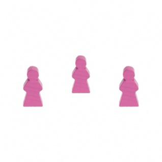 Frau - 14x30x8mm - rosa