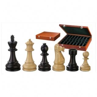 Schachfiguren - Alexander - Holz - Ur-Staunton - Königshöhe 100 mm