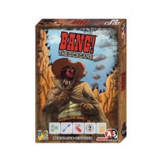 BANG - The Dice Game