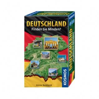 Deutschland - Finden Sie Minden? - Mitbringspiel