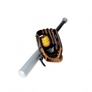 Baseball-Set in Tasche für Kinder - Schläger ca. 60cm - Übungset - Vorschau 4