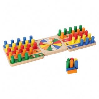 Zuordnungsspiel Farben