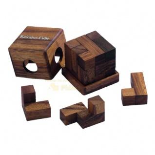 Kairatos-Cube - Denkspiel - Knobelspiel - Geduldspiel