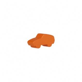 Auto - Pkw - gross - 36x17x12mm - orange - Vorschau 4