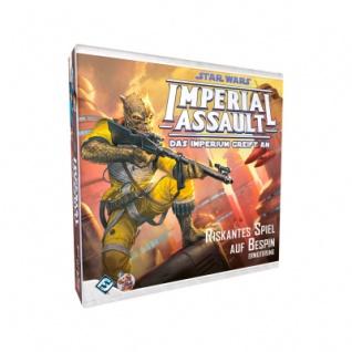 Star Wars - Imperial Assault - Riskantes Spiel auf Bespin Erweiterung