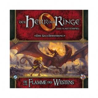 Herr der Ringe Kartenspiel - Die Flamme des Westens - HDR-Saga-Erweiterung 5