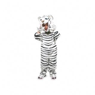 Kostüm - weißer Tiger