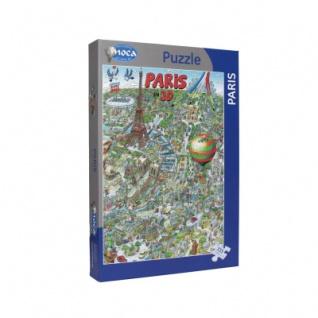 Paris - Puzzle
