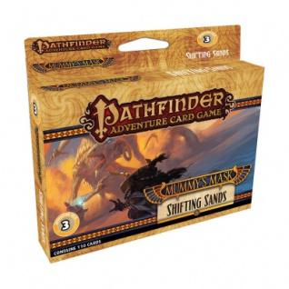 Pathfinder - Mummy's Mask Shifting Sands