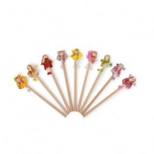 Bleistifte - Blumenmädchen