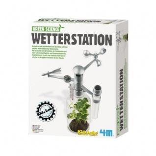 Green Science - Wetterstation