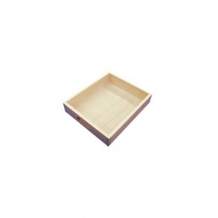 Spielzeugkiste - Kleiner Kasten - 33x28x7cm - natur - 50mm