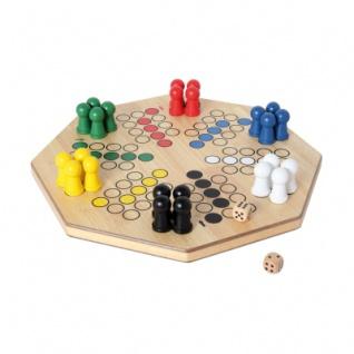 XL-Ludo doppelseitig (4 - 6 Spieler) - Vorschau 2