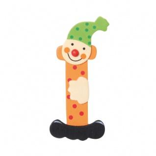 Buchstabe Clown I