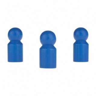 Destinokegel - XL - 19x40mm - blau