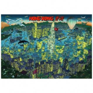 Hongkong - Puzzle - Vorschau 2