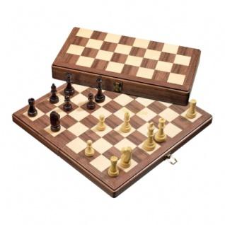 Schachspiel - Schachkassette - standard - Breite 38 cm