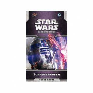 Star Wars Kartenspiel LCG - Schrotthaufen - Oppositions-Zyklus 4
