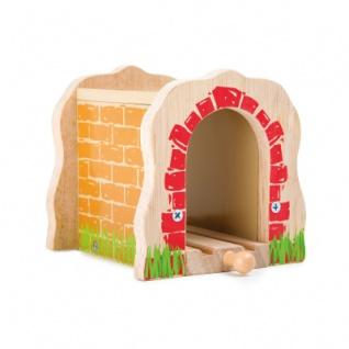 Tunnel für Eisenbahnen TRAINible