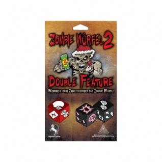 Zombie Würfel 2 - Double Feature - deutsche Ausgabe