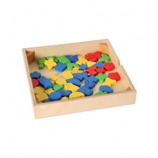 Zuordnungsspiel Farben und Formen - Vorschau 3