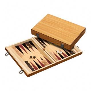 Backgammon - Kassette - Ioannis - Holz - standard