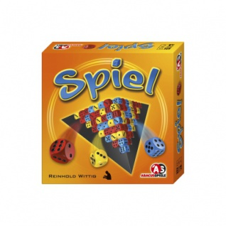 Spiel - Würfelpyramide