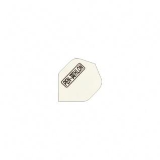 3 x Fly Pen-Tathlon - Standard Flight - weiß - Kunststoff - 100 My
