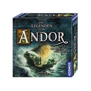 Die Legenden von Andor - Die Reise in den Norden - 2 Erweiterung