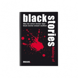 Black Stories - Making of Black Stories