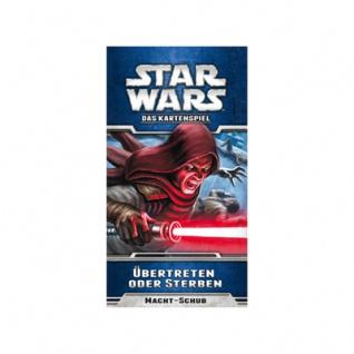 Star Wars Kartenspiel LCG - Übertreten oder Sterben - Echos der Macht Zyklus 4
