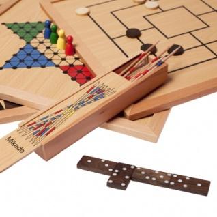 Spielesammlung - Holz - Premium Edition - Vorschau 3