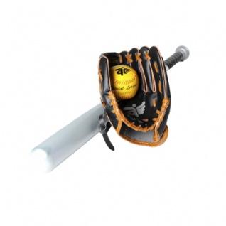 Baseball-Set in Tasche für Kinder - Schläger ca. 60cm - Übungset - Vorschau 3