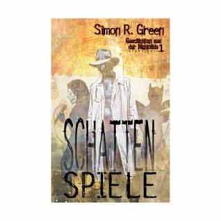 Schattenspiele - Geschichten aus der Nightside - Sammelband 1 - Sammelband 1