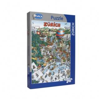 Zürich - Puzzle