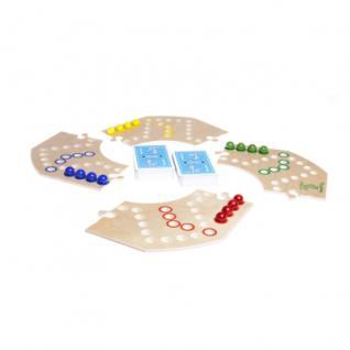 Brändi Dog Spiel - das Kultspiel aus der Schweiz 2-4 Spieler - Vorschau 3