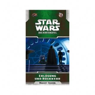 Star Wars Kartenspiel LCG - Erlösung und Rückkehr - Endor-Zyklus 6