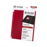 18-Pocket Side-Loading Supreme Pages Rot - 10