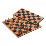 Schachspiel - Set - klein - Breite ca. 24 cm