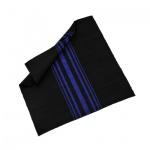 Blau auf Schwarz - Küchentuch - 50 x 70 cm