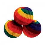 Foot-Bag Rainbow - Durchmesser ca. 60 mm