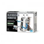 Fun Mechanics Kit - Blechdosenroboter