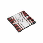 Reisebackgammon 16 x 16 cm