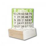 Lottotickets 1-75 - 500 Stück