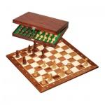 Schachspiel - Turnierschachset - groß - Breite 50 cm