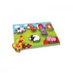 Puzzle - Farmtiere