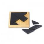 Tangram Holz in Kassette 13 cm