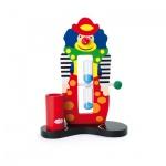 Zahnputzuhr - Clown