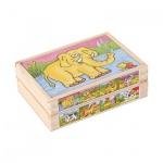 Puzzlebox Tiere - 2er Set